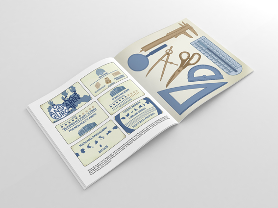 Magazine Mockup - Free Versionlow